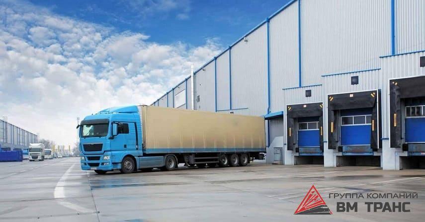Доставка грузов в торговые сети в Мурманске
